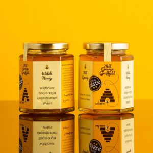 Mêl Gwenyn Gruffydd Welsh Honey